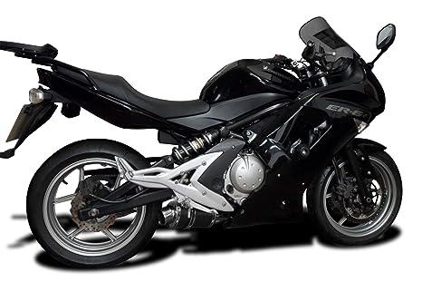Amazon.com: Kawasaki Ninja 650 Full 2-1 Exhaust DS70 9 ...