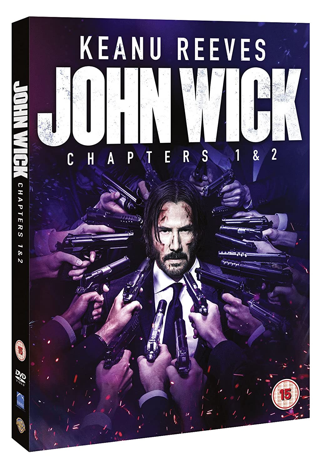 John Wick 1 2 Dvd Audio Amazonde Dvd Blu Ray