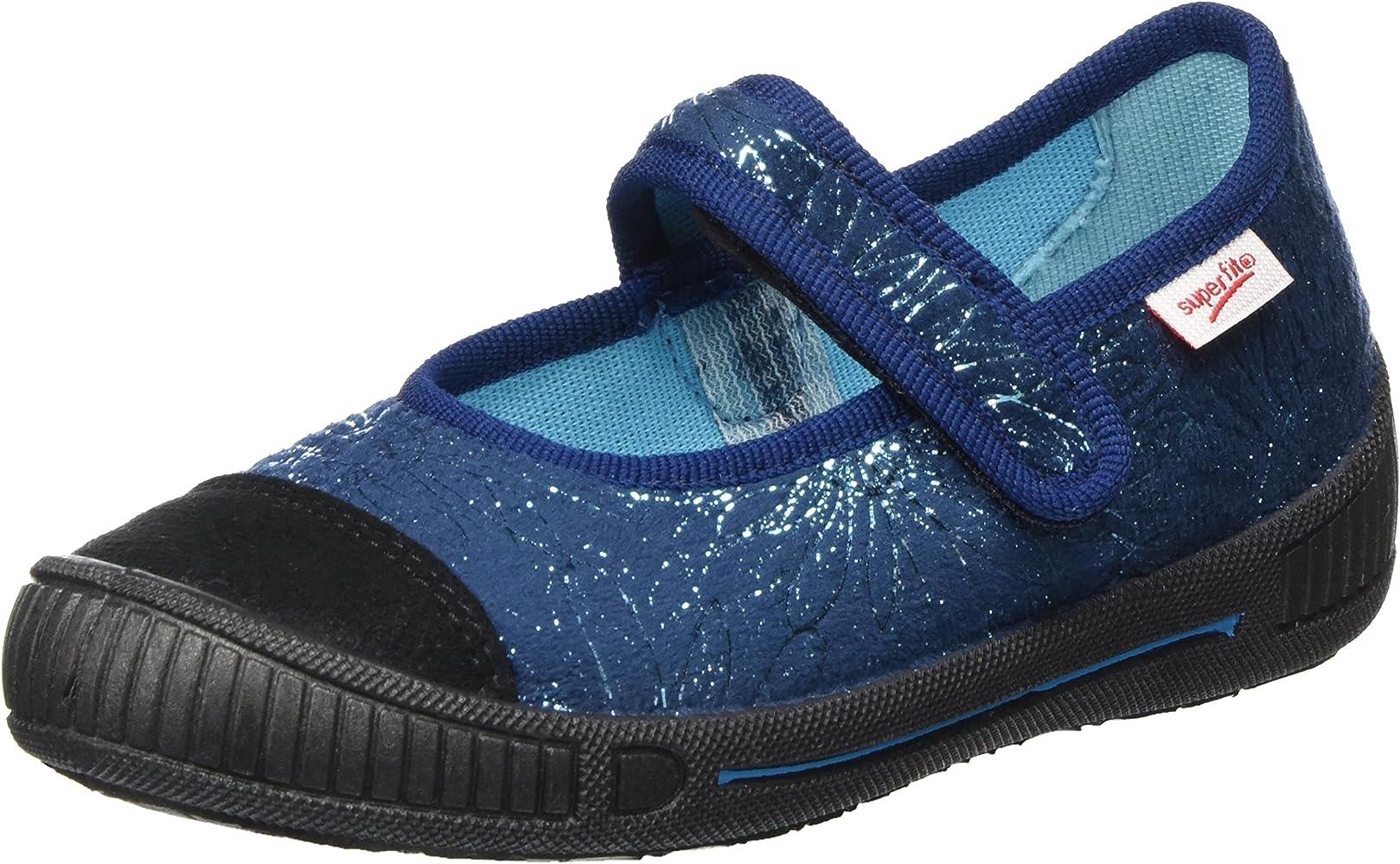 Literatura Untado caminar  superfit Bella, Zapatillas de Estar por casa para Niñas, Azul (Water Kombi  88), 30 EU: Amazon.es: Zapatos y complementos