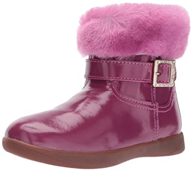 UGG Girls T Gemma Boot, Victorian Pink, 11 M US Little Kid