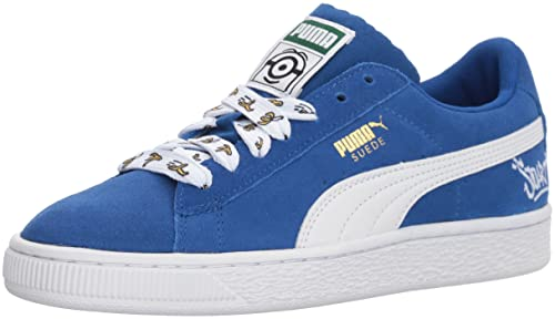PUMA Unisex Minions Suede Sneaker 96a226d5d