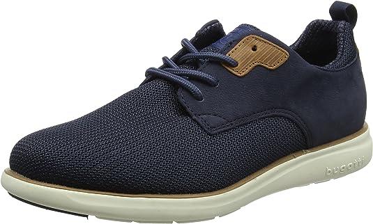 bugatti 322530016900, Zapatos de Cordones Derby para Hombre
