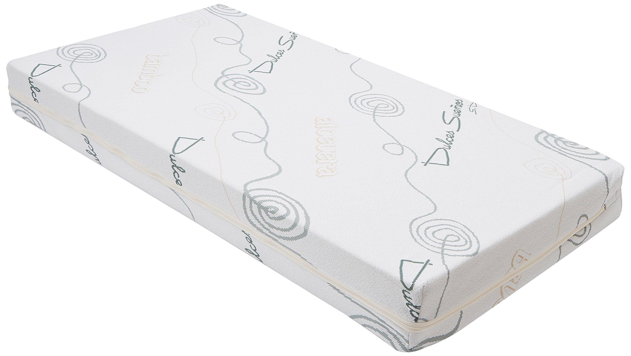 Star Ibaby C-Visco - Colchón de cuna visco elástico product image