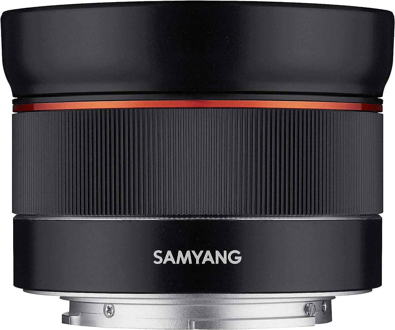 Samyang 24 Mm F 2 8 Prime Fixierter Kamera