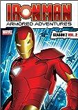 Iron Man: Armored Adventures Season 2 Vol 2 [DVD] [Import]