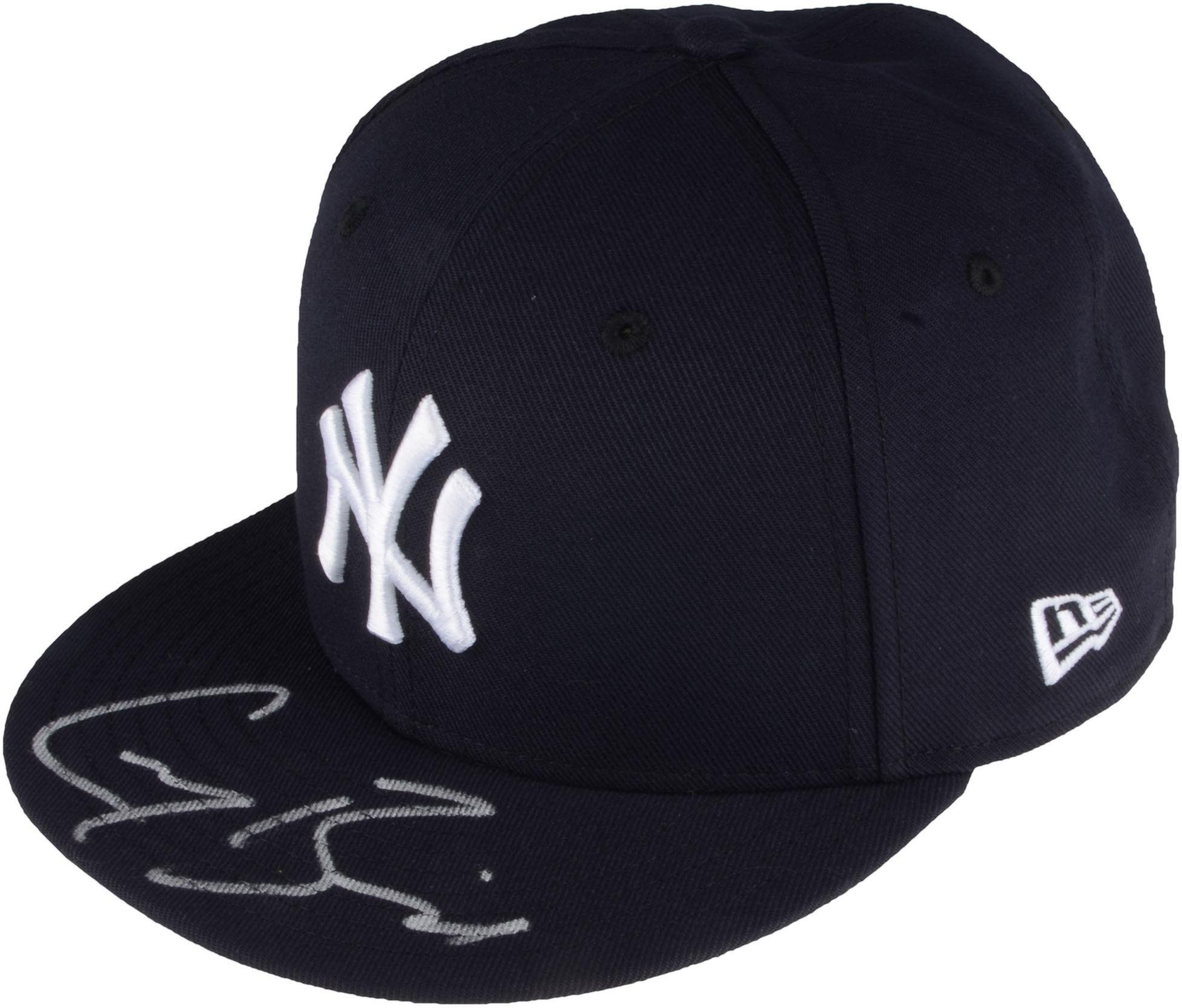 Greg Bird New York Yankees Autographed New Era Cap Fanatics Authentic Certified Autographed Hats