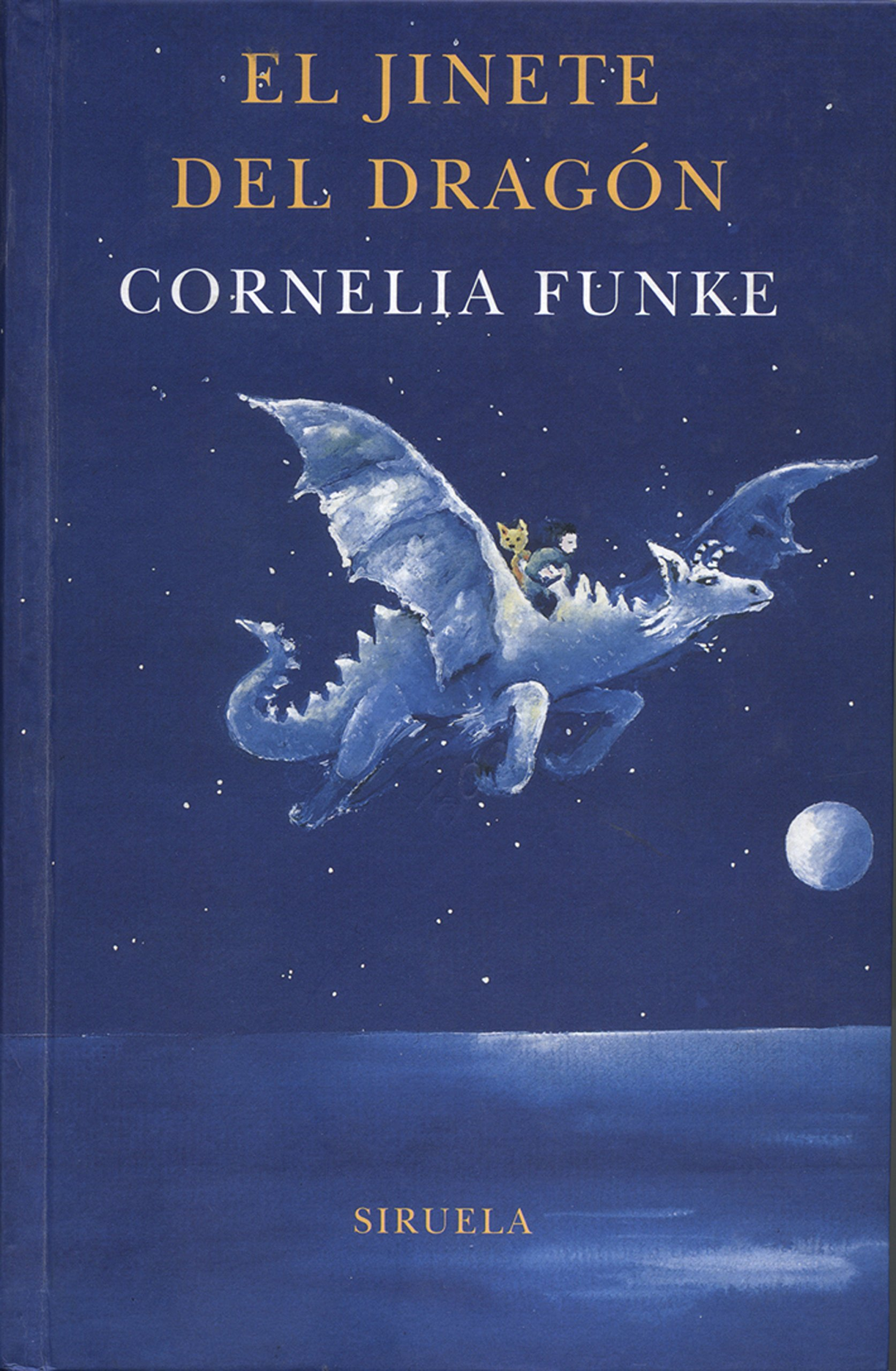 el jinete del dragon cornelia funke