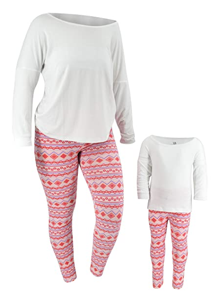 Unique Baby Girls Valentine s Day Mommy and Me Matching Outfits (2t) Pink 47a278ecc1cb