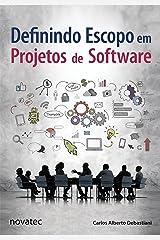 Definindo Escopo em Projetos de Software eBook Kindle