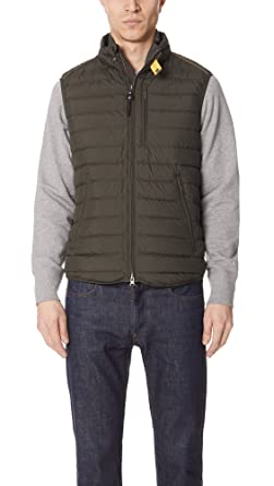Parajumpers Men's Perfect Vest, Bush, Small