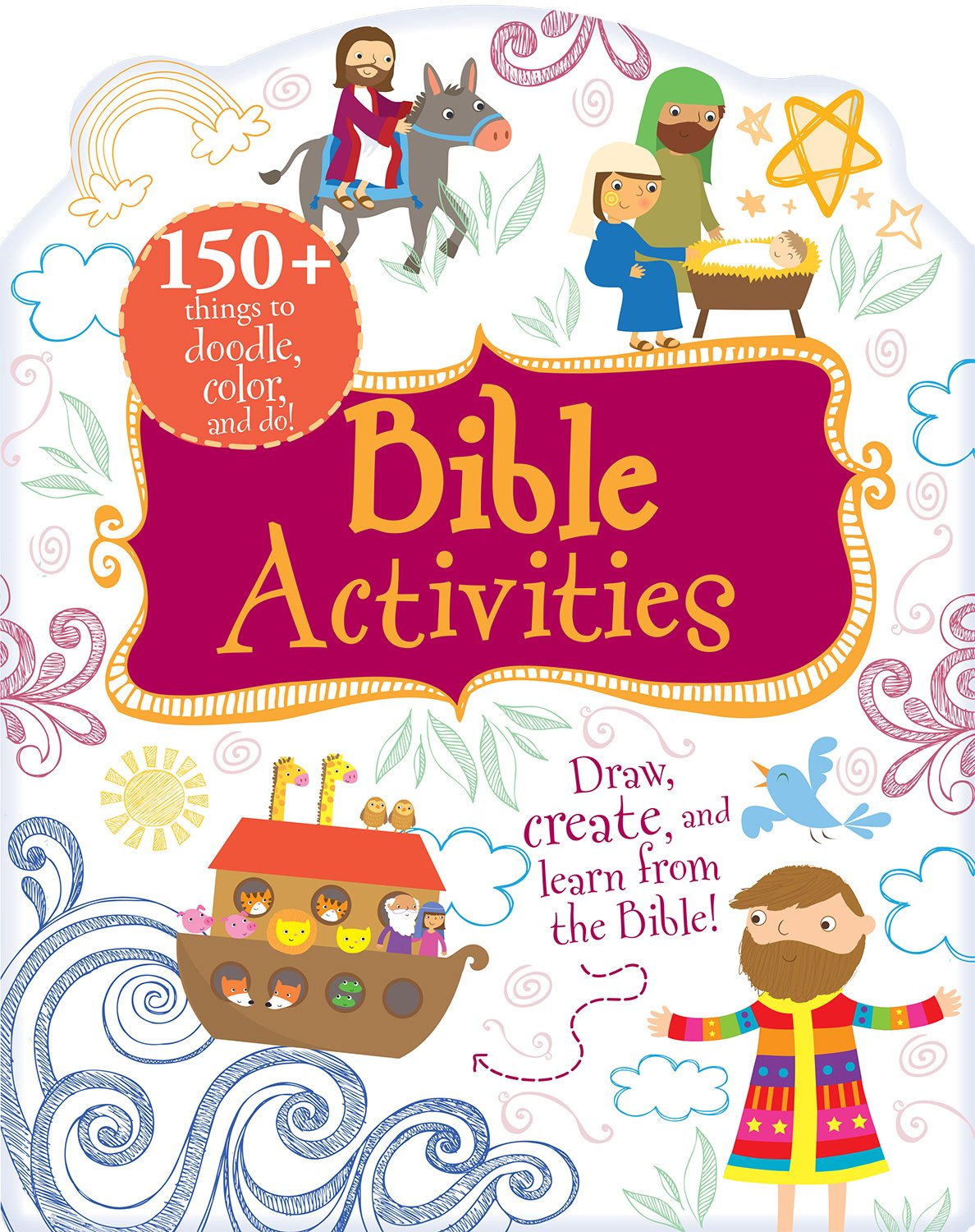 Download Bible Activities (Shaped Activity) pdf