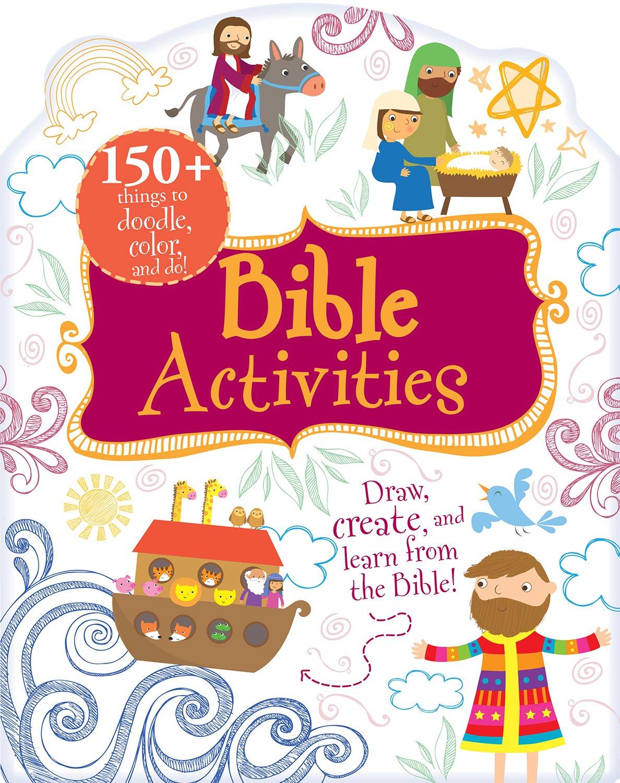 Download Bible Activities (Shaped Activity) ebook