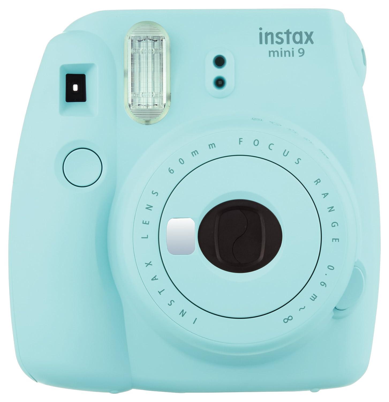 Fujifilm Instax Mini Cámara instantánea Solo cámara Azul