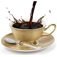 Taza de porcelana china para té y café