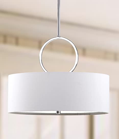 Amazon.com: Safavieh Lighting Collection Debonair cromado 65 ...