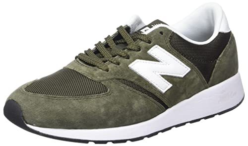 new balance running uomo green