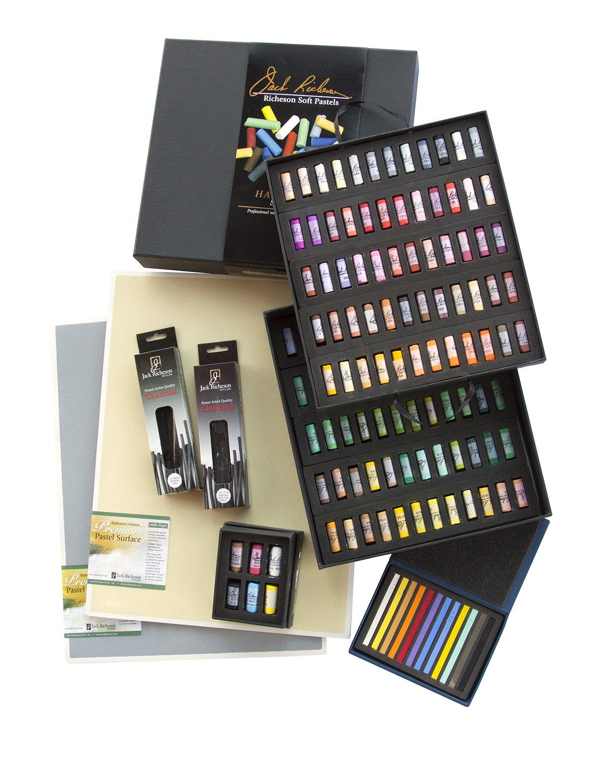 Alan Flattmann AF004 Basic Pastel Workshop Kit