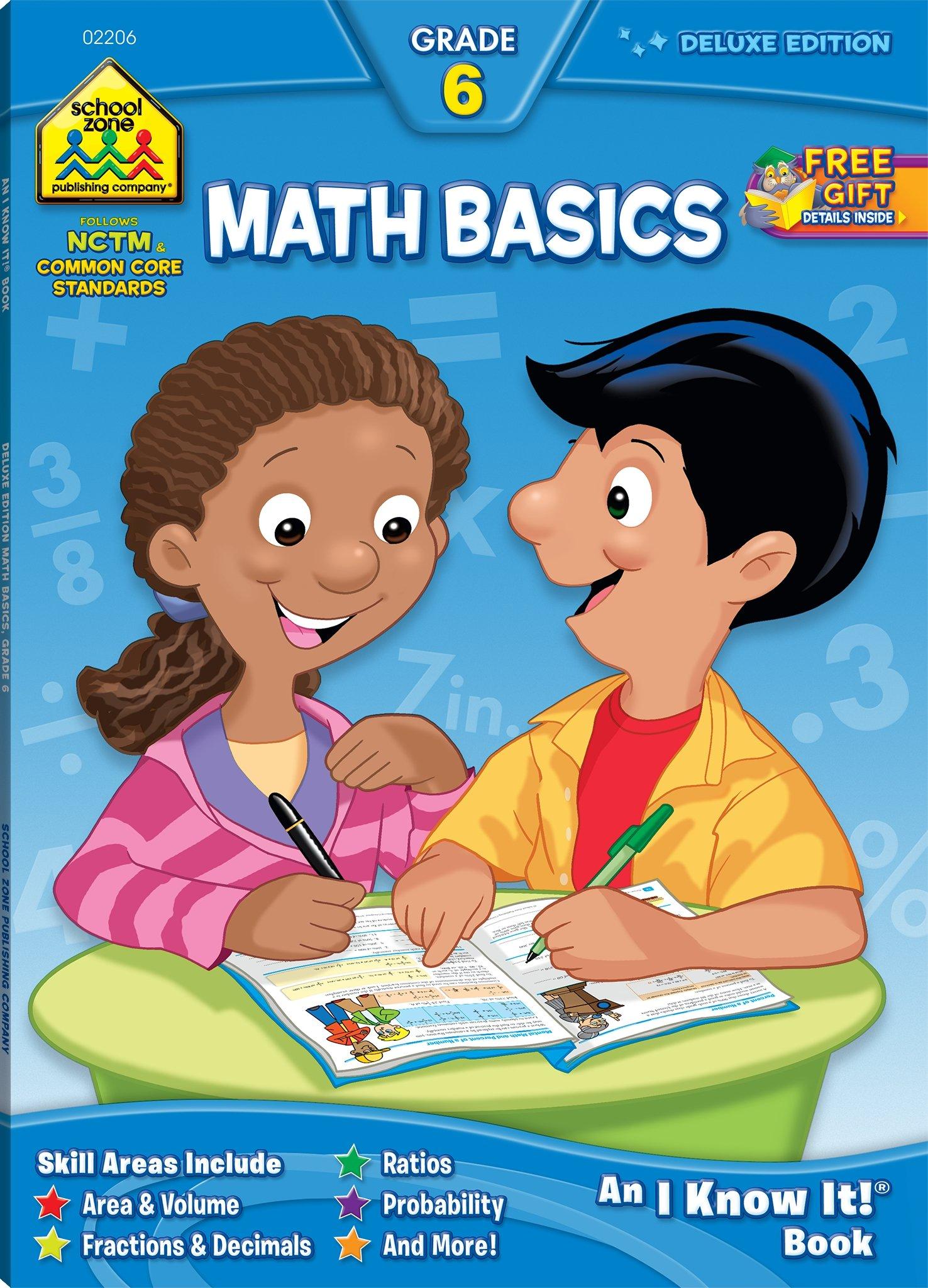 Math Basics 6 pdf epub