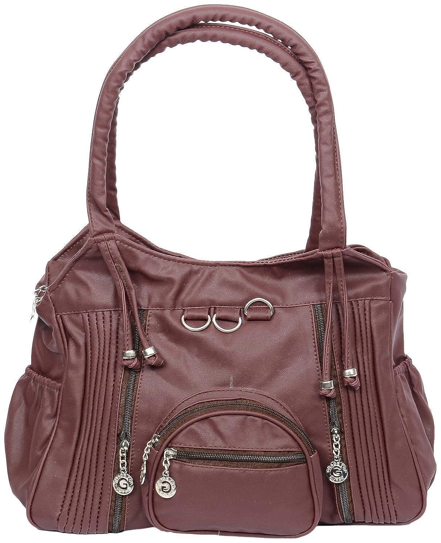 a5c52fd20b18 Gracetop Women s Handbag (Maroon