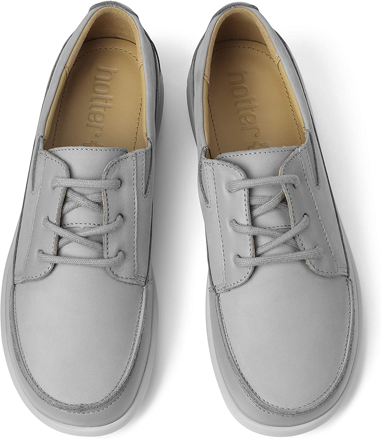 Hotter Womens Lark Lace Up Casual Shoes