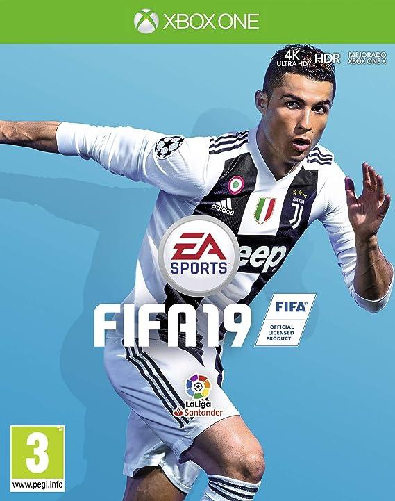 FIFA 19 – Edición Estándar: Amazon.es: Videojuegos