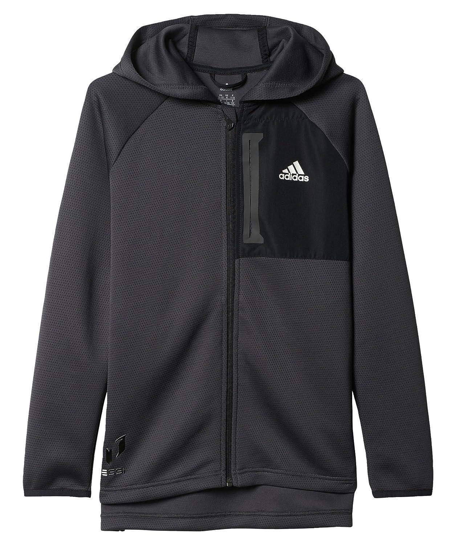 Adidas Yb FZ HD Linie Leo Messi Sweatshirt Kinder, Kinder, Yb Fz Hd