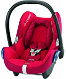 Maxi-Cosi CabrioFix Group 0+ Infant Carrier Car Seat (Intense Red