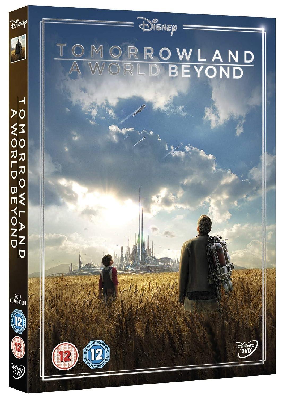 Tomorrowland A World Beyond Dvd 2015 Amazoncouk George