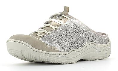 rieker, rieker Clogs, grau Schuhe Damen Clogs & Pantoletten