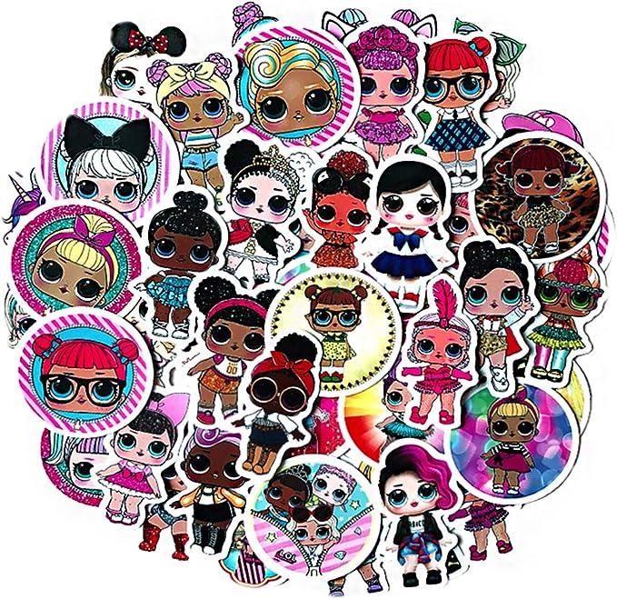 Panini L.O.L Surprise Serie 3 Fashion Fun 1 x Display 50 Tüten LOL Sticker