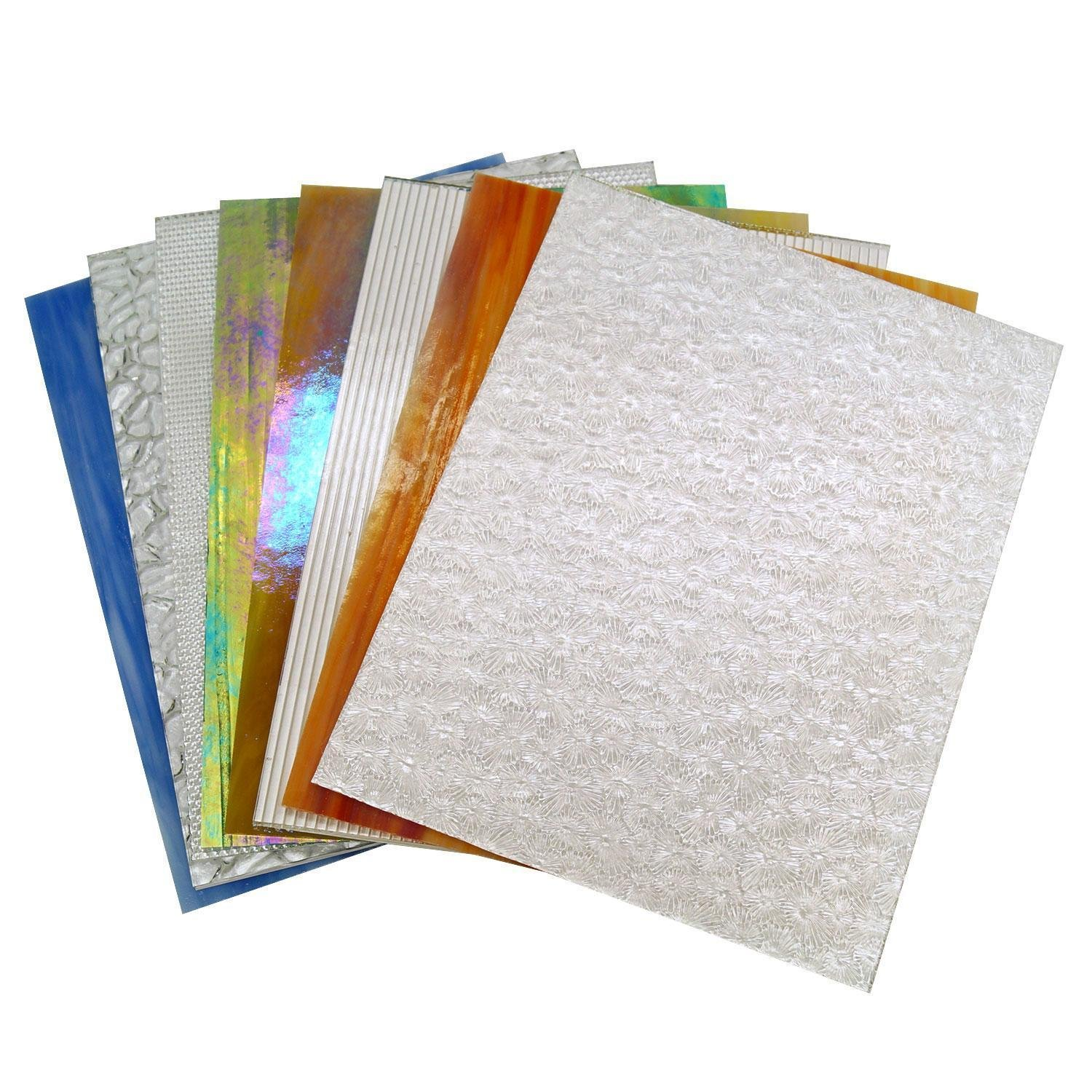 Wissmach Stained Glass Value Pack