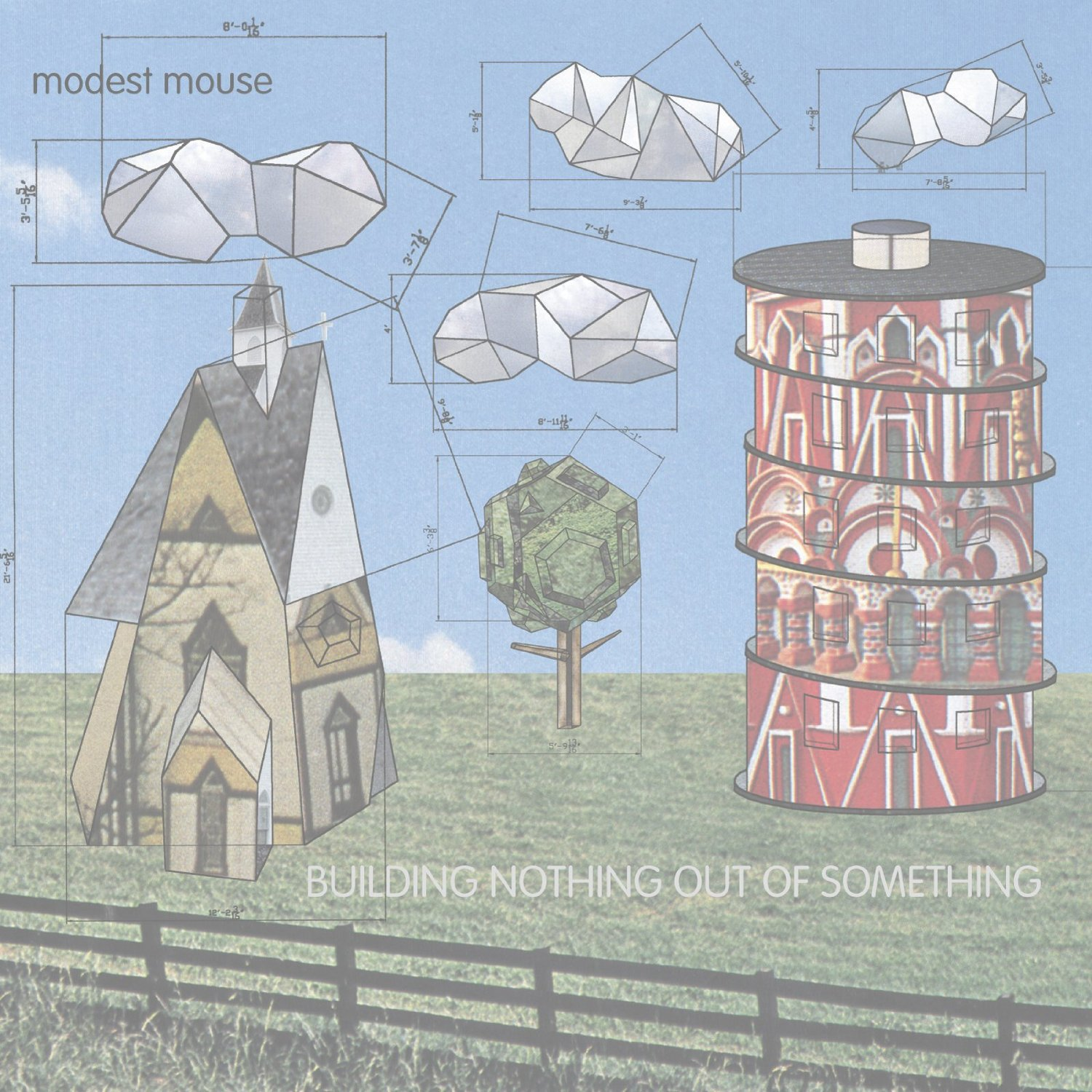 Modest Mouse Building Nothing Out Of Something Zip