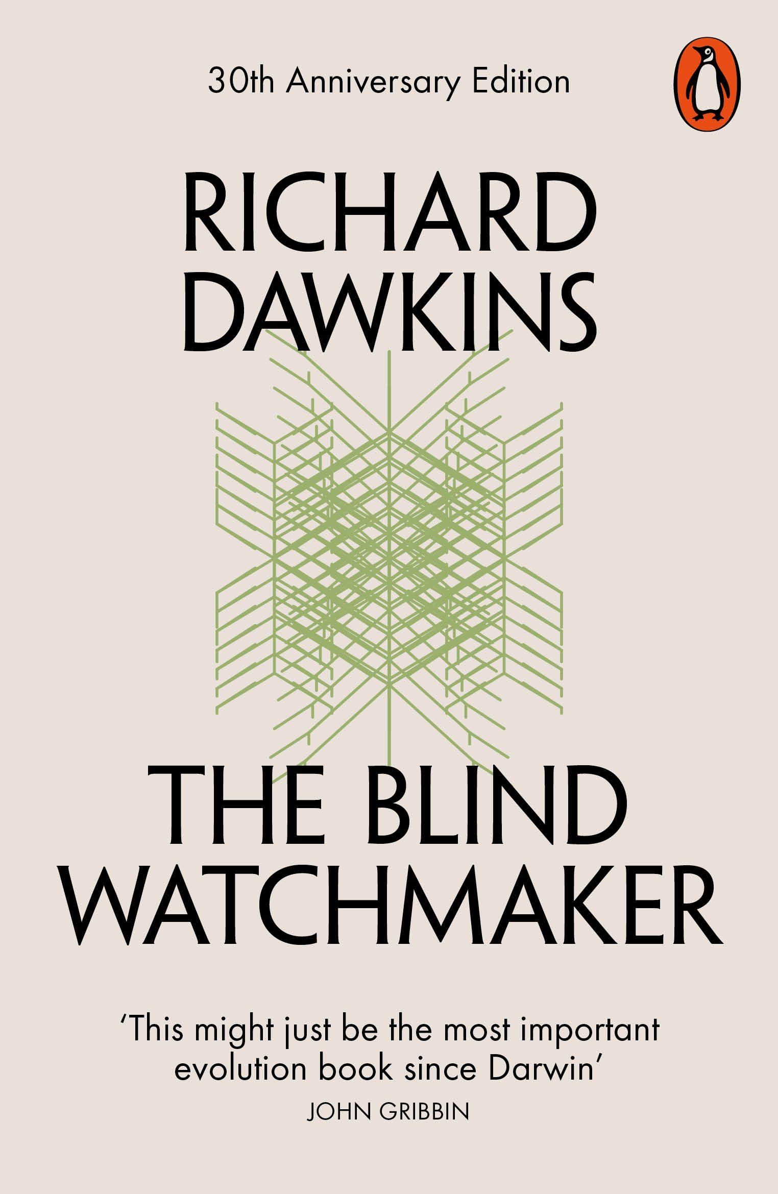 Royal Society s    New Trends in Biological Evolution    A Bloodless     Rational Faith In       in his The Blind Watchmaker  he argued for the view that humans  were not created by God  but by blind random purposeless chance  his       The God