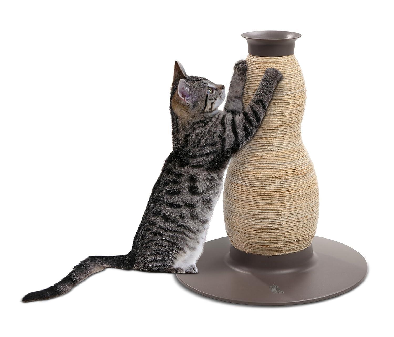 amazoncom  catit style blow molded scratcher hourglass  - amazoncom  catit style blow molded scratcher hourglass  scratching posts pet supplies