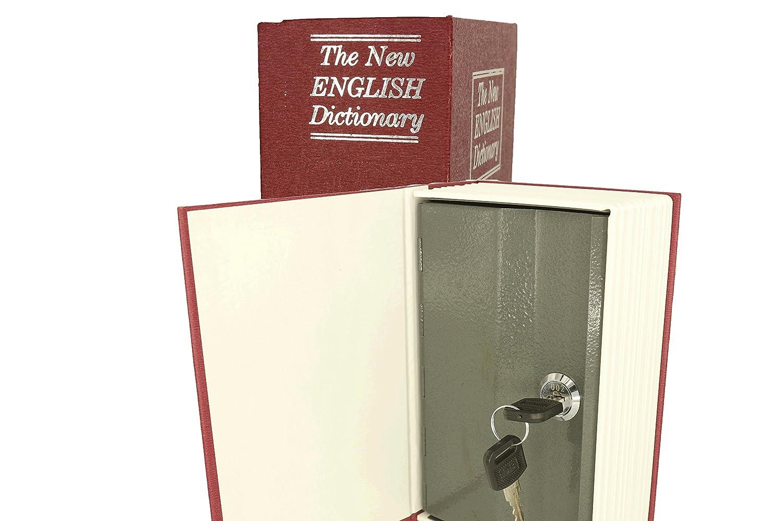 Caja fuerte con forma de libro: Amazon.es: Industria, empresas y ...