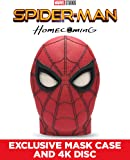 Spider-Man: Homecoming Exclusive Mask + 4K UHD [Blu-ray]