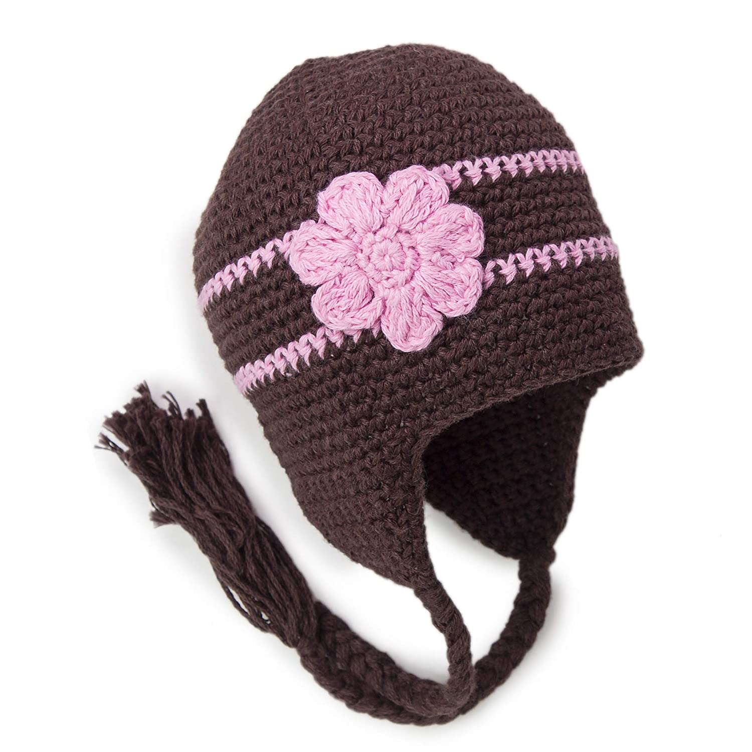 Blossom Handcrafted Hat 3-10 Years