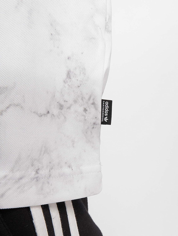 adidas Originals Uomo T-Shirt Mrble AOP CLB
