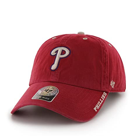 new styles 8220d 77be1 Amazon.com   MLB Philadelphia Phillies Ice Adjustable Hat, One Size, Red    Sports Fan Baseball Caps   Sports   Outdoors