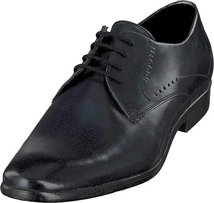 TALLA 43 EU. bugatti 311294051100, Zapatos de Cordones Derby para Hombre