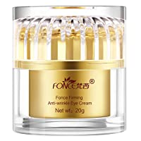 Retinol Moisturizer Gel for Eye Area,BEST Korean Eye Gel Anti-Wrinkle&Fine Line Anti-Aging Fade Wrinkles Plant Extract Tighten Skin Eye Gel for Men&Women