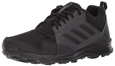 new style 156c3 e619b adidas outdoor Mens Terrex Tracerocker Trail Running Shoe, Utility Black,  ...