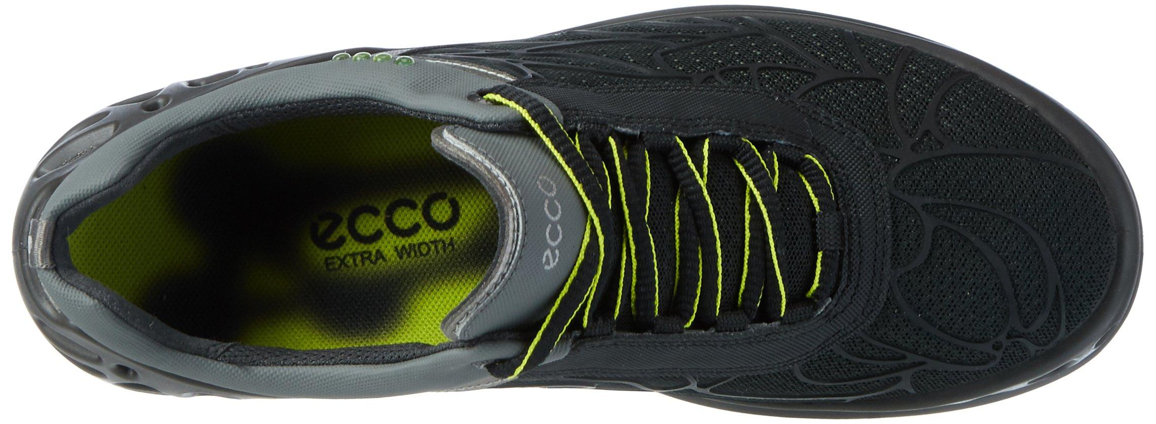 ECCO Women's Cage Evo Golf Shoe, Black, 41 EU/10-10.5 M US by ECCO (Image #7)
