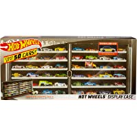 Hot Wheels 50 Cars Display Case with Datson 510