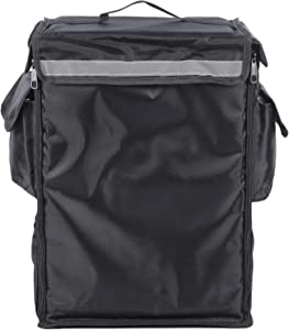 42L Insulated Thermal Food Delivery Backpack bag,Keep Hot or Cold,for Catering, Restaurant, Delivery Drivers,food stroge bag for Outdoor for Picnic, Hiking, Tactical, Fishing, Camping, Beach
