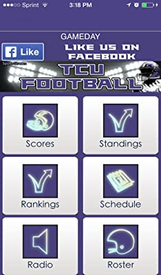 Amazon Com Tcu Football Stream Appstore For Android