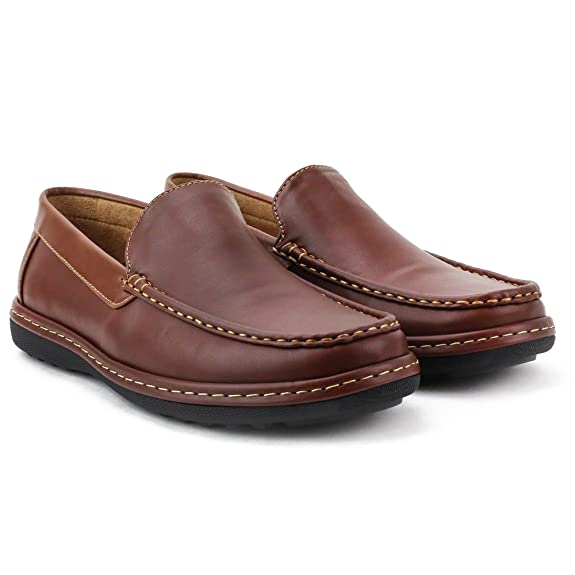 Collins Loafer Casual Tan 8