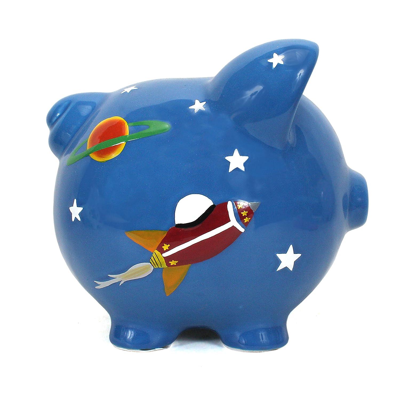 Astro Child to Cherish Ceramic Piggy Bank for Boys