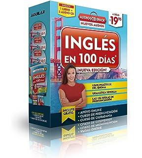 Inglés en 100 días - Curso de Inglés - Audio Pack (Libro + 3 CDs