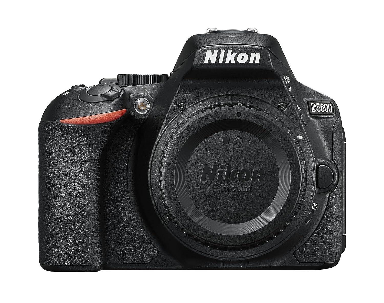 Nikon D5600 Cuerpo de la cámara SLR 24,2 MP CMOS 6000 x 4000 ...